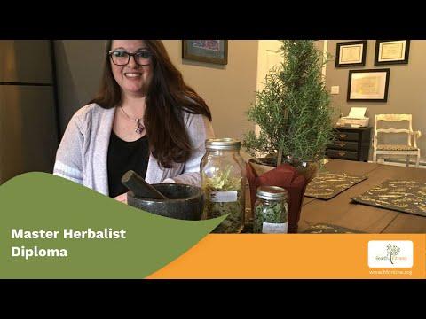 Master Herbalist Diploma - YouTube