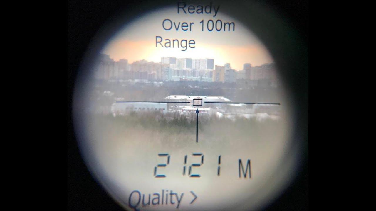 Видео о товаре Дальномер Sturman LRF 2000 / 2000м