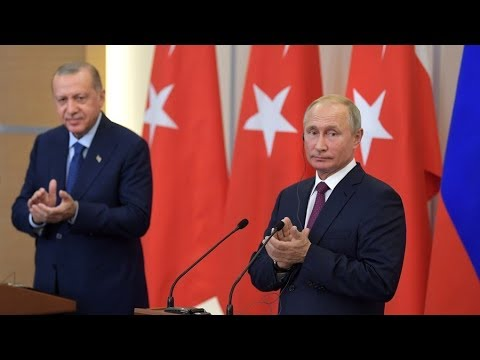 'Best military & diplomatic solution': Putin, Erdogan talks end with deal averting Idlib crisis