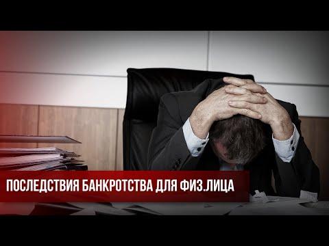 Последствия процедуры банкротства для физ.лица и ИП. Мифы и реальность.