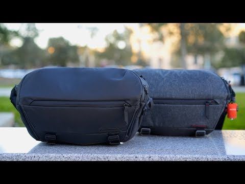 My FAVORITE Everyday Camera Bag! – Peak Design Sling 10L Review for Mirrorless Hybrid Users