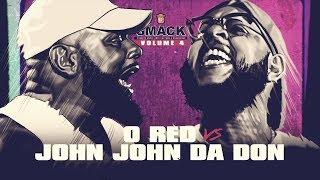 O RED VS JOHN JOHN DA DON RAP BATTLE | URLTV