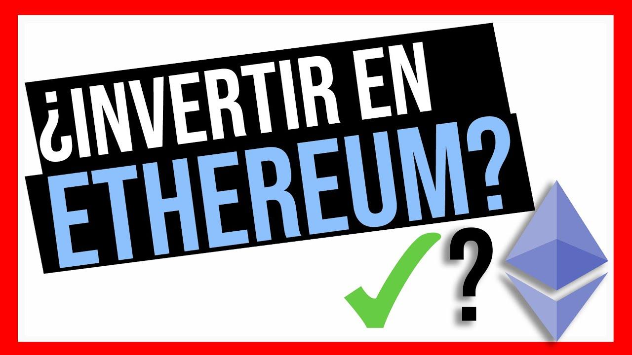 Que es Ethereum y Cuándo invertir correctamente? ✅ [Funciona] #Ethereum #ETH