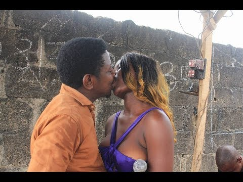 Pastor beaten for kissing and having sex with a member. Baba De Baba, nigerian comedy, mark angel