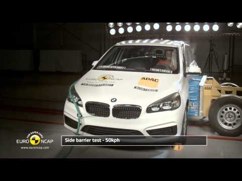 BMW 2 Series Coupe EURO NCAP TESTİ
