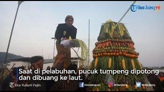Kemeriahan Tradisi Barikan Kubro di Pulau Karimunjawa