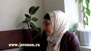 Мурочиати модари Фируз ба президент Рахмон