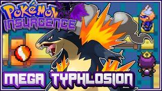 Typhlosion  - (Pokémon) - Cómo conseguir la Typhlosionite (MEGA TYPHLOSION) - Pokémon INSURGENCE