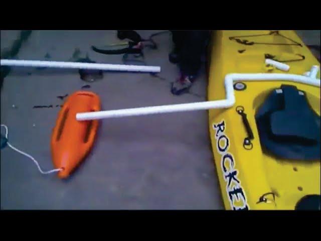 Estabilizadores Caseros para Kayak