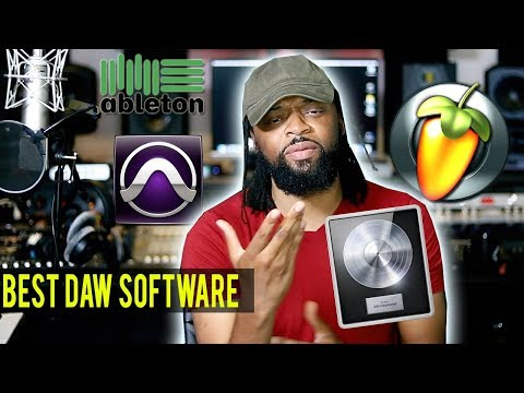 What Is The Best DAW Software For Music Production And Recording   BEST DAW 2019