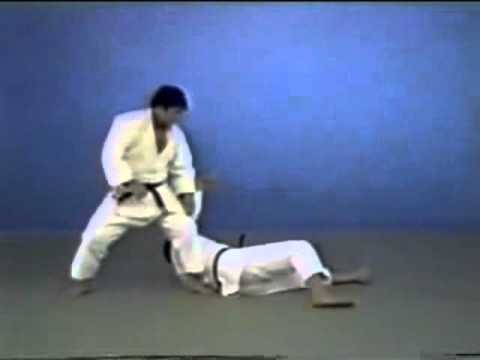 Judo - Obi-otoshi
