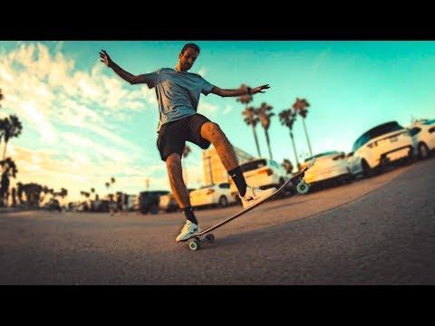 SUMMER'S GONE | Longboard Freestyle/Dance in LA (Pt.1)