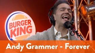Andy Grammer - Forever (LIVE) | The Kidd Kraddick Morning Show