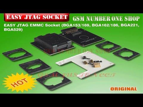 eMMC Socket для Z3X Easy-Jtag Plus