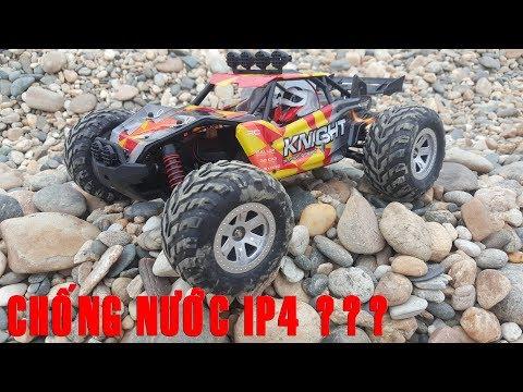 Chơi Thử Xe Điều Khiển Chống Nước IP4 1/12 4WD FY-11