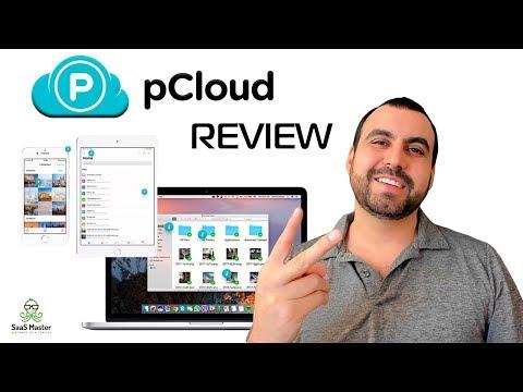 pCloud Lifetime Deal cloud storage