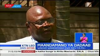 Wakaazi wanaoishi karibu na kambi ya wakimbizi ya Dadaab waendeleza maandamano