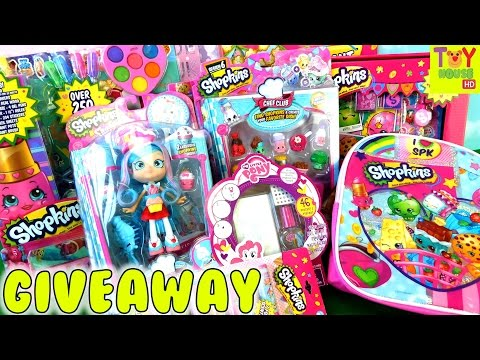 30k Subs GIVEAWAY! Chef Club Jessicake Shoppie & More!