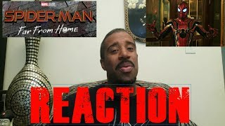 Spider-Man: Far From Home REACTION REACTION