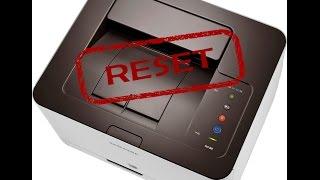 Reset resoftare Samsung CLP 360 / 365 / 310 / 315 / 320 / 325 / 415 / 620 / 670 / 680 fix firmware