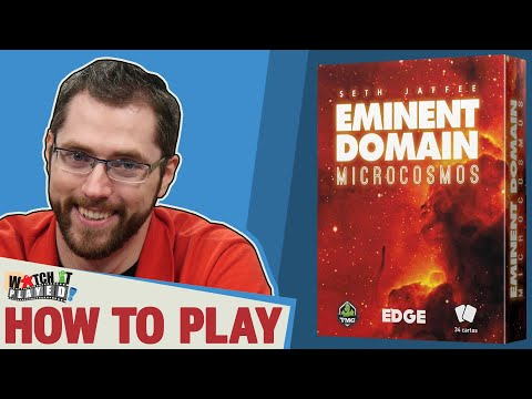 Watch It Played - Come LEARN Eminent Domain: Microcosm!