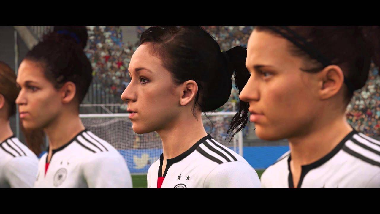 FIFA 16 nos presenta su mejor fichaje: el fútbol femenino