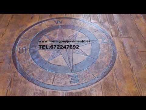 Hormigon Impreso Iruelos  672247692 Salamanca