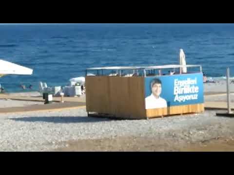 Engelli plajını  GERİ İSTİYOR!