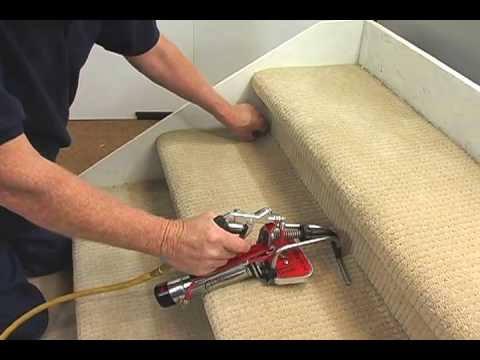 How To Lay Carpet Without A Power Stretcher Vidalondon