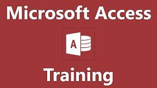 Access 2016 Tutorial Running A Query Microsoft Training