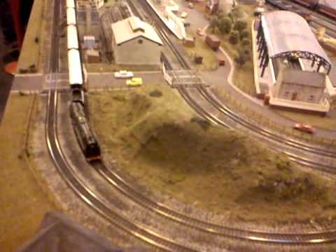 Model Railway Live At NEC Birmingham (Short Video)