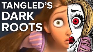 How Tangled Could Have Been Seriously Creepy (Disney)