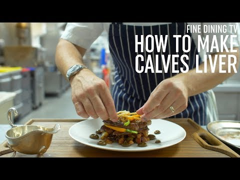 How to Cook Calves Liver, with James Durrant of The Game Bird