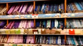 How to Buy Fabric at Joanns