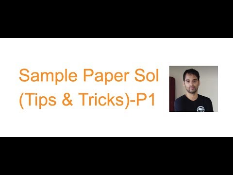 Q4-Q8 Tableau Sample Paper Questions & Solutions(step by step ...