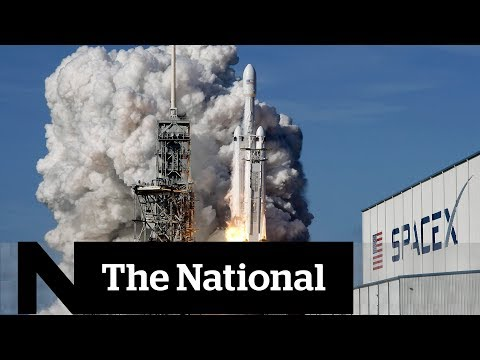 What does SpaceX's Falcon Heavy launch mean for the future of spaceflight?