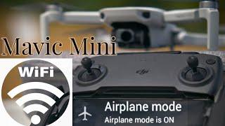 Offline Maps on DJI Mavic Mini Drone