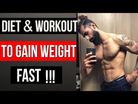 Workout plan to gain weight for women how to gain weight in 2 weeks men and women full diet and workout plan ccuart Images