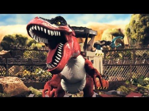 """Игровой набор из серии """"Долина Динозавров"""""""