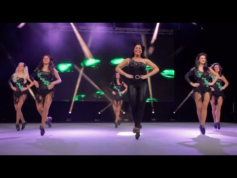 Roisin Mullins Raven Irish Dance Troupe – Move It 2016