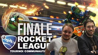 Finale - ROCKET LEAGUE CUP