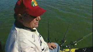 Trolling for Crappie with Wally Marshall