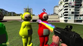 (garry's Mod 13) Nyan Cat Gun TH