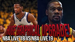 nba live 19 vs 2k19
