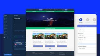 LeaderOS v5 Minecraft Web Site Scripti Eğitim Videosu