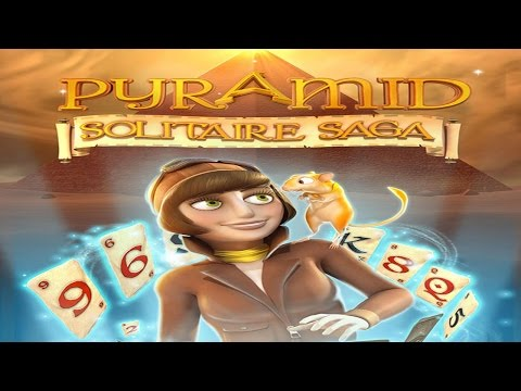 Pyramid Solitaire Saga - iOS / Android - HD Gameplay Trailer