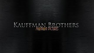Official Kauffman Brothers Motion Pictures Logo
