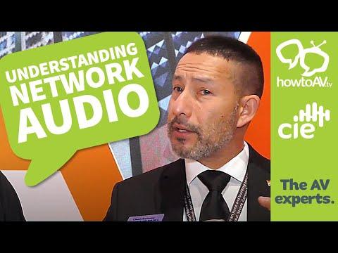 Understanding Network Audio - with Chuck Espinoza, AVIXA