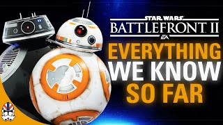 New Heroes, Changes & More | Star Wars Battlefront 2 Everything We Know So Far For The Next Update