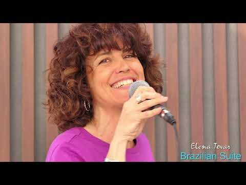 Elena Tovar Brazilian Suite Trío de Música Brasileña Madrid Musiqua